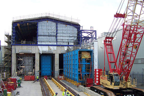 Sludge Packaging Plant EPC Project