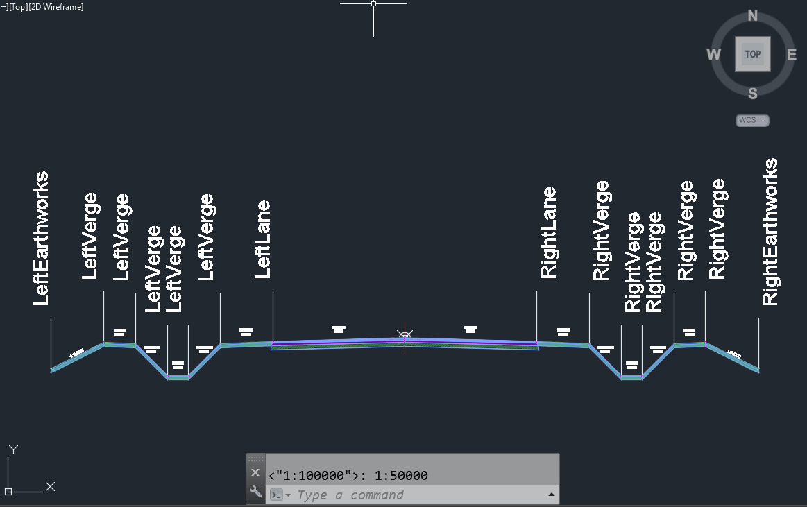 Highways Design with Civil 3D and DMRB